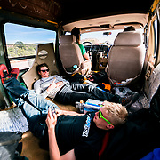 Van life outside of Moab UTAH