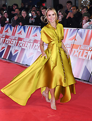 Amanda Holden attending the Britain's Got Talent photocall at The London Palladium.