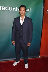 Will Yun Lee  bei der NBC Universal Summer Press Tour in Beverly Hills / 030816 <br /> <br /> ***NBC Universal Summer Press Tour at the Beverly Hilton on August 3rd, 2016***