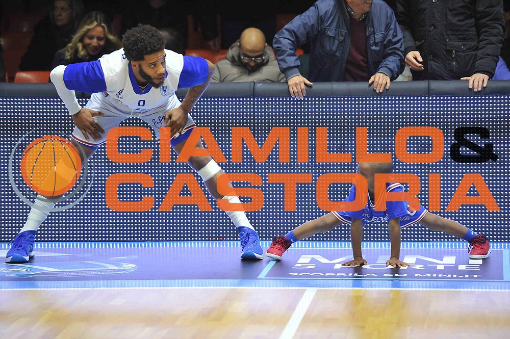 Brindisi 23.12.2015<br /> Basket Serie A - 13 giornata andata<br /> Enel Brindisi - Manital Torino<br /> <br /> Nella foto: Adrian Banks<br /> <br /> FOTO CIAMILLO