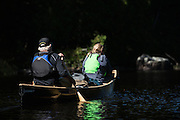 Paddling, portaging and camping in the Boundary Waters Canoe Area Wilderness in Northern Minnesota.