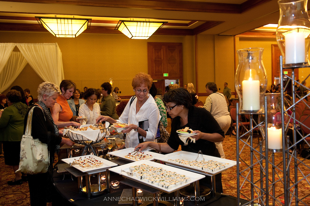 Mercy Care event at Sheraton downtown Sacramento, Tuesday, Oct. 5, 2010