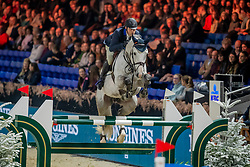 Vermeiren Jan, BEL, Millais<br /> Jumping Mechelen 2019<br /> © Hippo Foto - Dirk Caremans<br />  26/12/2019