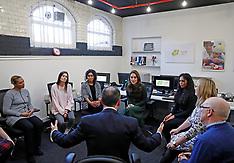 Duchess of Cambridge visits Family Action - 22 Jan 2019