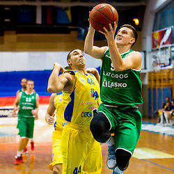 20171021: SLO, Basketball - Liga Nova KBM, Sencur vs Zlatorog Lasko