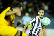 20190317/ Javier Calvelo - adhocFOTOS/ URUGUAY/MONTEVIDEO/ CAMPEONATO URUGUAYO 2019/ TORNEO APERTURA/ 5&deg; FECHA/ Estadio Centenario/ Wanderes de local recibe a Pe&ntilde;arol en el Estadio Centenario por la 5&deg; fecha del Torneo Apertura 2019. <br /> En la foto:  Pe&ntilde;arol frente a Wanderers por la 5&deg; fecha del apertura en el Centenario. Foto: Javier Calvelo/ adhocFOTOS