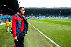 Josh Brownhill of Bristol City arrives at Elland Road for the Sky Bet Championship fixture against Leeds United - Mandatory by-line: Robbie Stephenson/JMP - 24/11/2018 - FOOTBALL - Elland Road - Leeds, England - Leeds United v Bristol City - Sky Bet Championship