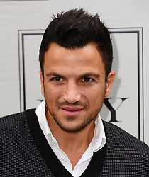 Ashley Roberts KEY Fashion launch.  Peter Andre during the launch of the new online fashion boutique selling high end occasion wear, London, United Kingdom. Wednesday, 25th September 2013. Picture by Nils Jorgensen / i-Images