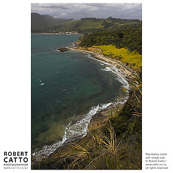 Opononi, Hokianga Harbour, Northland, New Zealand.<br />