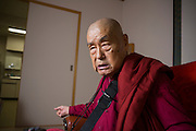 The Japanese monk Surai Sasai has devoted most of his adult life to justice for the Dalits of India.<br />