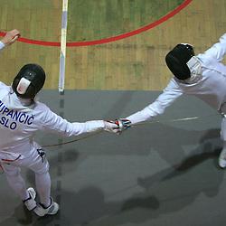 20081221: Fencing - Slovenian National Championship