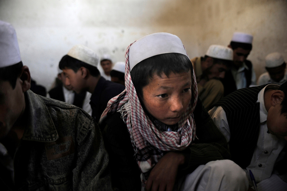 Madrasa,School of Islam, School for Talibans.