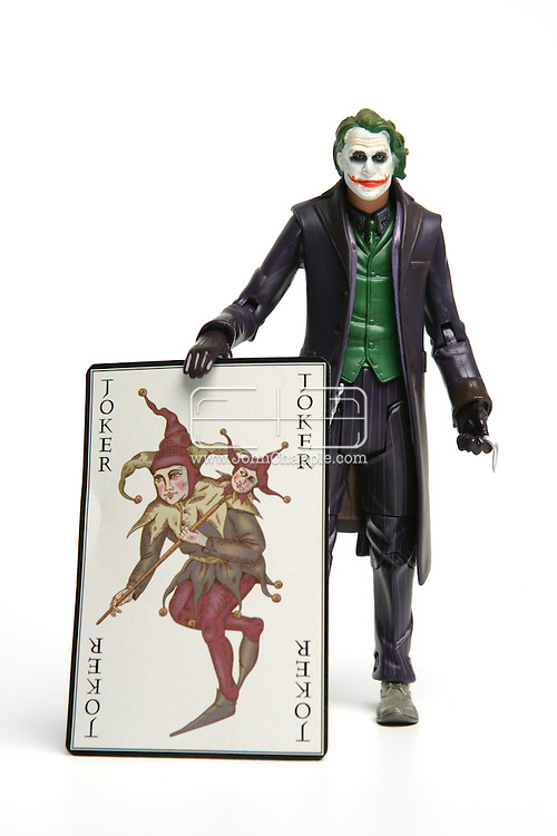 14th May 2008, Los Angeles, Califorinia. Heath Ledger?s ?The Joker? action figures, sold out shortly after going on sale in the US. ?Batman? fans lined up early to grab the $9.99 action figure which shows Ledger in his final completed role before his death in January from an accidental drug overdose at the age of 29. Some enterprising fans who believe the 6-inch figure is a collectors item are reselling them online for up to US$129.99 plus shipping..PHOTO © JOHN CHAPPLE / REBEL IMAGES.john@chapple.biz     www.chapple.biz