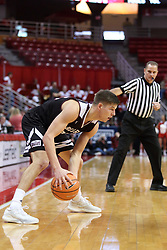 07 January 2018:  Ryan Kreklow during a College mens basketball game between the Missouri State Bears and Illinois State Redbirds in Redbird Arena, Normal IL