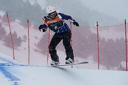DUCE Heidi Jo, Snowboarder Cross, 2015 IPC Snowboarding World Championships, La Molina, Spain