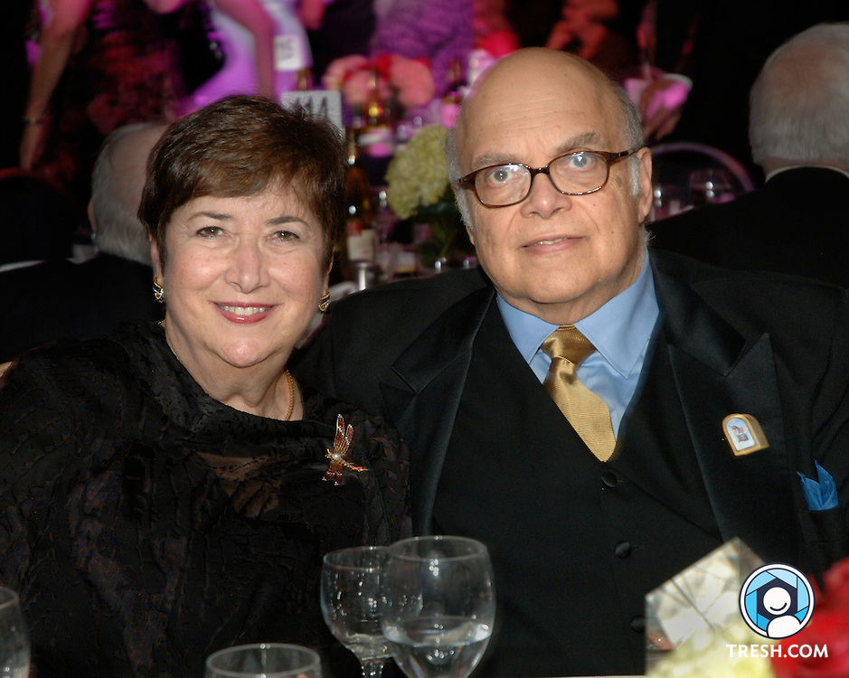 Mike Berman, honoree at the Tenth Annual HRC National Dinner, and his wife Carol