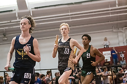 DMR R during Hoosier State Relays, on 03, 25, 2017 Eric Hoffman anchor leg.