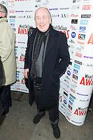 Christopher Timothy, WhatsOnStage Awards Nominations - launch party, Cafe De Paris, London UK, 06 December 2013, Photo by Raimondas Kazenas