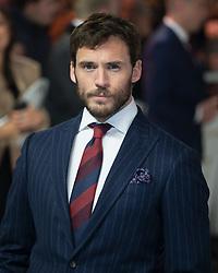 Sam Clafin attends Charlie's Angels Film Premiere Red Carpet Arrivals at Curzons Mayfair in London, 20 November  2019.<br /><br />20 November 2019.<br /><br />Please byline: Vantagenews.com