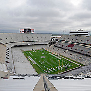 Kyle Field is seen before an NCAA college football game between Texas A&M and Mississippi in College Station, Texas, Saturday, Oct. 11, 2014. (Photo/Thomas Graning)