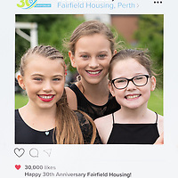 Fairfield Housing Co-Operative 30th Anniversary Family Day 10.08.2018