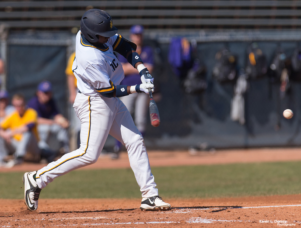 2016 A&T Baseball vs Albany