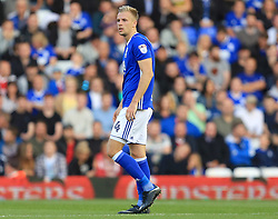 Marc Roberts of Birmingham City - Mandatory by-line: Paul Roberts/JMP - 15/08/2017 - FOOTBALL - St Andrew's Stadium - Birmingham, England - Birmingham City v Bolton Wanderers - Sky Bet Championship