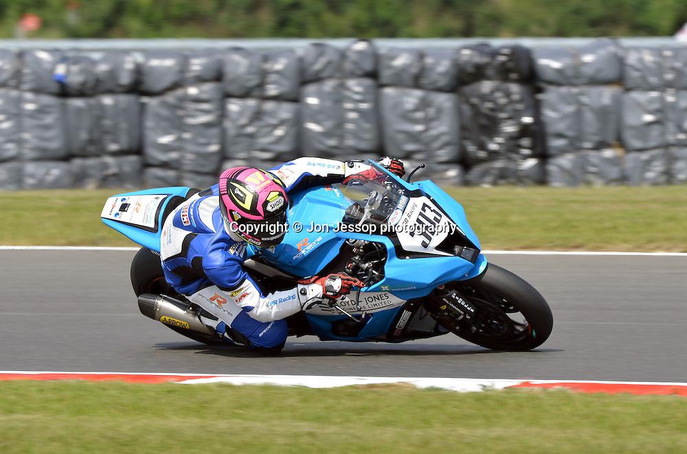 #303 Keith Farmer PR Racing Kawasaki British Superbikes