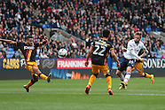 Bolton Wanderers v Bradford City 23/09/2016