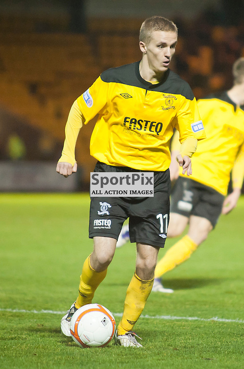 Livingston's Bobby Barr, Livingston v Ross County SFL Division 1 League Match