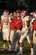 Arkansas Razorbacks vs Mississippi State Bulldogs on November.18,2006 in Starkville, Mississippi.  Arkansas wins 28 to 14.University of Arkansas Razorback 2006 Football team....©Wesley Hitt.All Rights Reserved.501-258-0920.