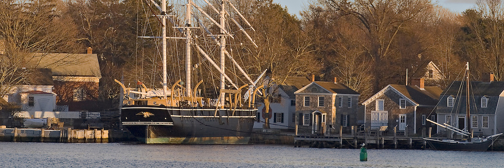 Connecticut, Mystic, Mystic Seaport