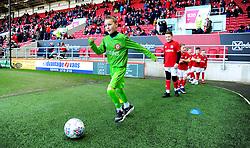 Mascot -Mandatory by-line: Nizaam Jones/JMP - 18/01/2020 - FOOTBALL - Ashton Gate - Bristol, England - Bristol City v Barnsley - Sky Bet Championship