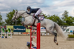 Verberckmoes Maartje, BEL, Guidam's Willow The Second<br /> Belgisch kampioenschap Young Riders - Azelhof - Lier 2019<br /> © Hippo Foto - Dirk Caremans<br /> 30/05/2019
