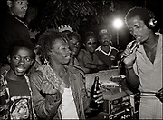 Trenchtown sound system at midnight
