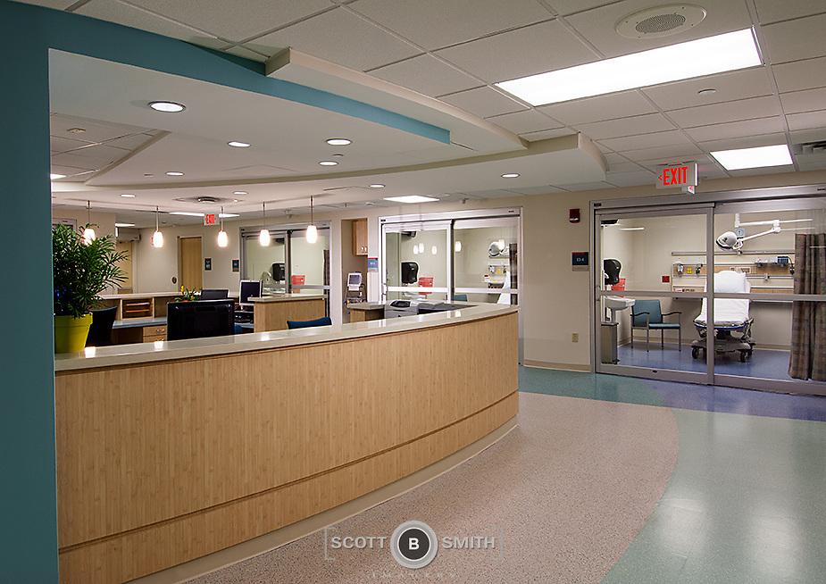 mercy emergency room