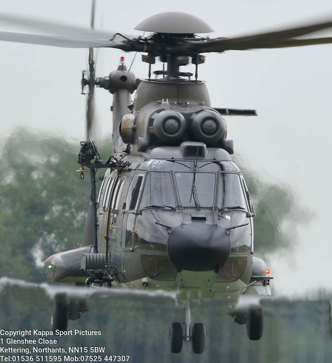 AS332M1 Super Puma Helicopter Swiss Air Force,   Royal International Air Tattoo, RAF Fairford Gloustershire, Friday 17th July 2015Royal International Air Tattoo, RAF Fairford, Gloustershire, 16th July 2015 Royal International Air Tattoo, RAF Fairford, Glostershire, 16th July 2015