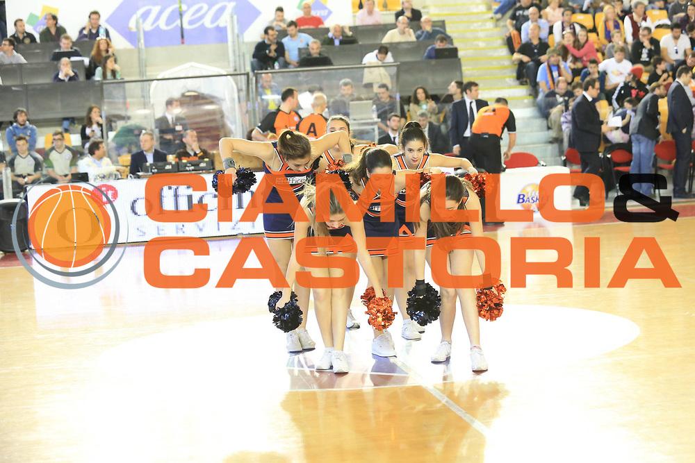 DESCRIZIONE : Roma Lega A 2012-2013 Acea Roma Enel Brindisi<br /> GIOCATORE : cheerleaders<br /> CATEGORIA : curiosita<br /> SQUADRA : Acea Roma<br /> EVENTO : Campionato Lega A 2012-2013 <br /> GARA : Acea Roma Enel Brindisi<br /> DATA : 21/04/2013<br /> SPORT : Pallacanestro <br /> AUTORE : Agenzia Ciamillo-Castoria/M.Simoni<br /> Galleria : Lega Basket A 2012-2013  <br /> Fotonotizia : Roma Lega A 2012-2013 Acea Roma Enel Brindisi<br /> Predefinita :