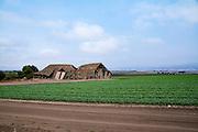 Farmlands of Salinas Valley California