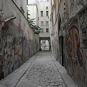 Alleyway, Paris