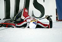 Langrenn, 22. november 2003, verdenscup Beitostølen, Ole Einar Bjørndalen, Norge