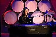 Photos of Vanessa Carlton performing live at City Winery in New York, NY on November 30, 2015. © Matthew Eisman/ WireImage. All Rights Reserved