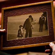 Macarena Aguillo, documentalista Chilena. Fue victima de la violencia política en Chile, siendo apenas una niña de 3 años. Santiago de Chile. 19-08-2013 (©Alvaro de la Fuente/Triple.cl)