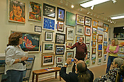Ocean City Fine Art League, Blair Seitz Explains Photographs, Ocean City, New Jersey