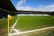 Home Park before the Sky Bet League 2 match between Plymouth Argyle and York City at Home Park, Plymouth, England on 28 March 2016. Photo by Graham Hunt.