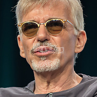 "Billy Bob Thornton participates in the ""Goliath"" panel during the Amazon Television Critics Association summer press tour on Sunday, Aug. 7, 2016, in Beverly Hills, Calif. (Photo by Willy Sanjuan/Invision/AP)"