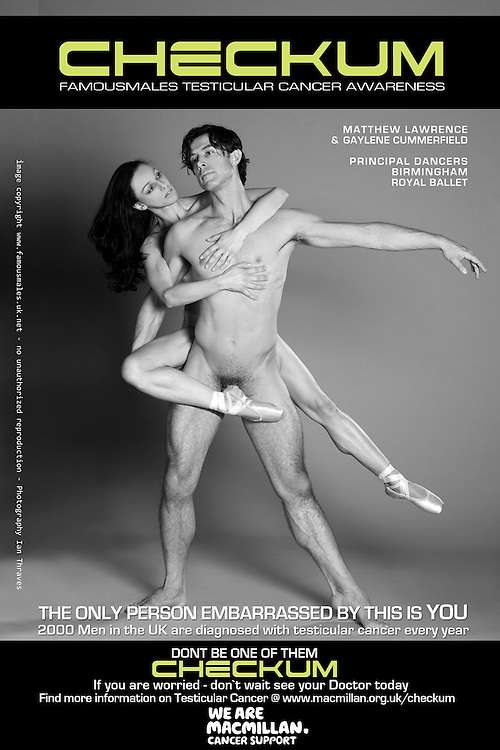 Matthew Lawrence and Gaylene Cummerfield - Birmingham Royal Ballet