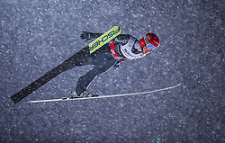 12.03.2019, Lysgards Schanze, Lillehammer, NOR, FIS Weltcup Skisprung, Raw Air, Lillehammer, Einzelbewerb, Damen, im Bild Katharina Althaus (GER) // Katharina Althaus of Germany during the ladie's individual competition of the 2nd Stage of the Raw Air Series of FIS Ski Jumping World Cup at the Lysgards Schanze in Lillehammer, Norway on 2019/03/12. EXPA Pictures © 2019, PhotoCredit: EXPA/ Tadeusz Mieczynski