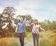 Beautiful family picture taken in Cheadle   Stockport Family Photographer