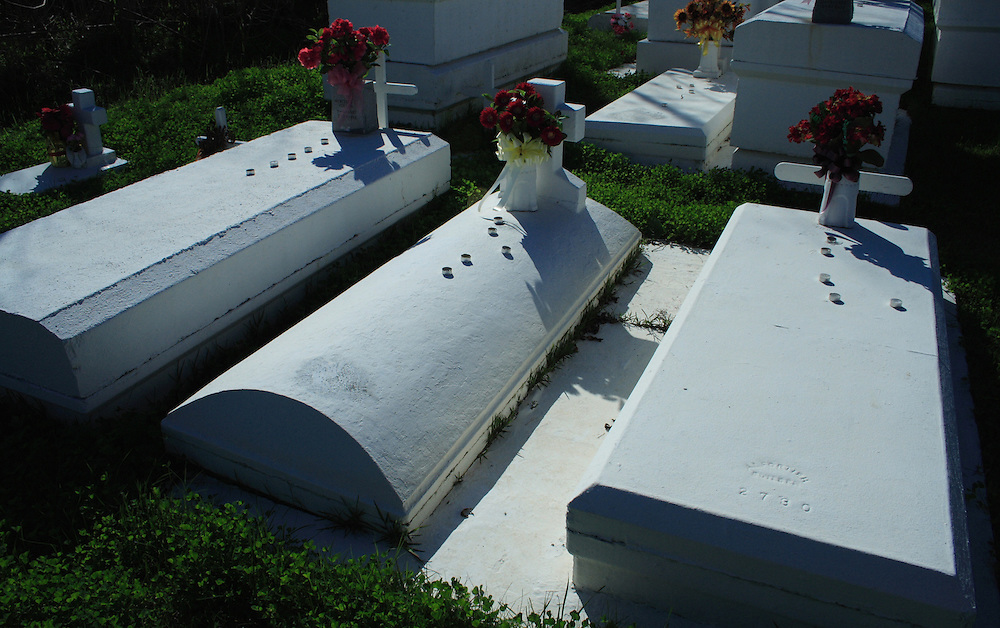 Cemetery, Jean Laffite, LA 1/07
